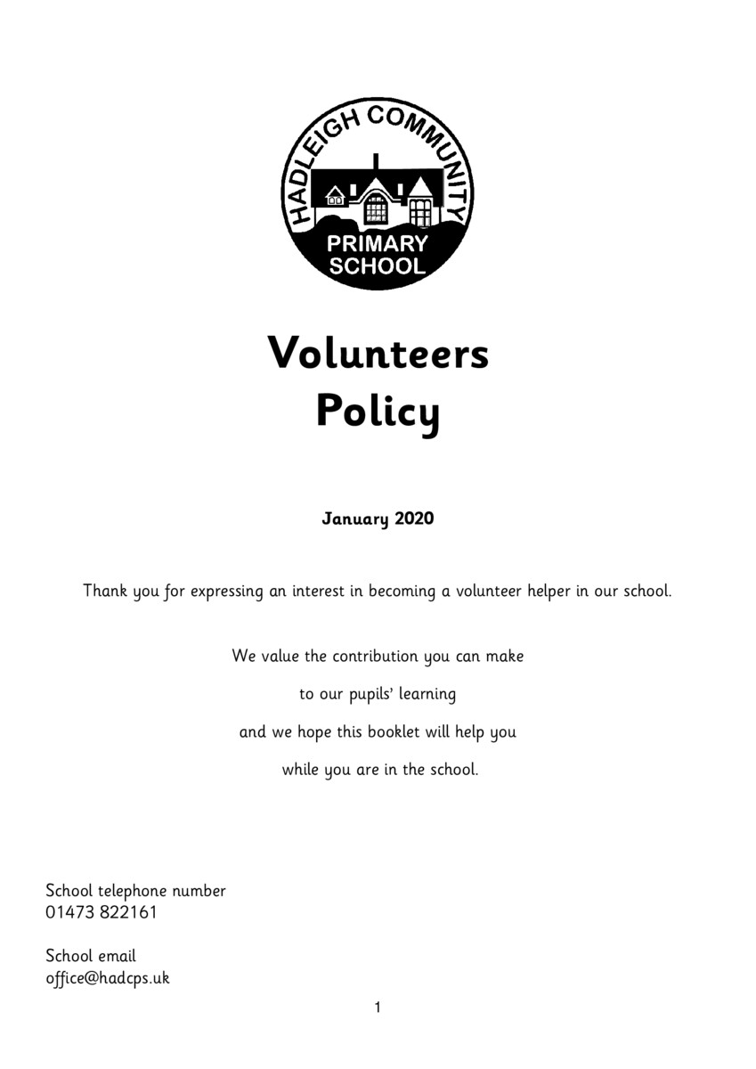 thumbnail of POLICY-2020-01-Volunteers