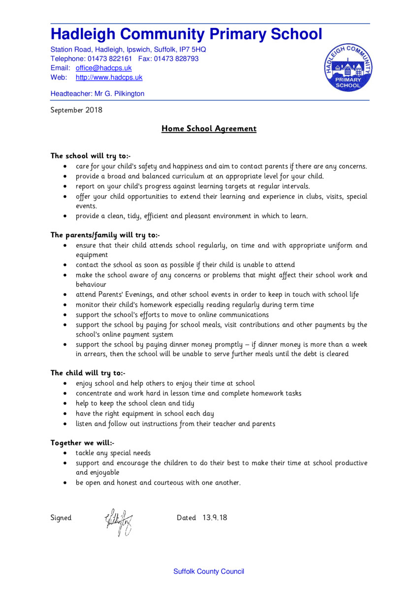 thumbnail of POLICY-Home-School-Agreement