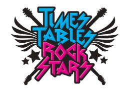 Times Table Rockstars Logo